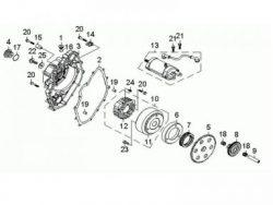 Startmotor SMC