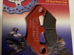 Remblok set (voor) CF-Moto